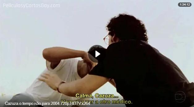 CLIC PARA VER VIDEO Cazuza: El Tiempo No Para - Historia de una vida - PELÍCULA - Brasil - 2004