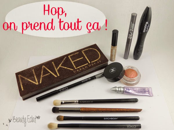 tutoriel maquillage neutre