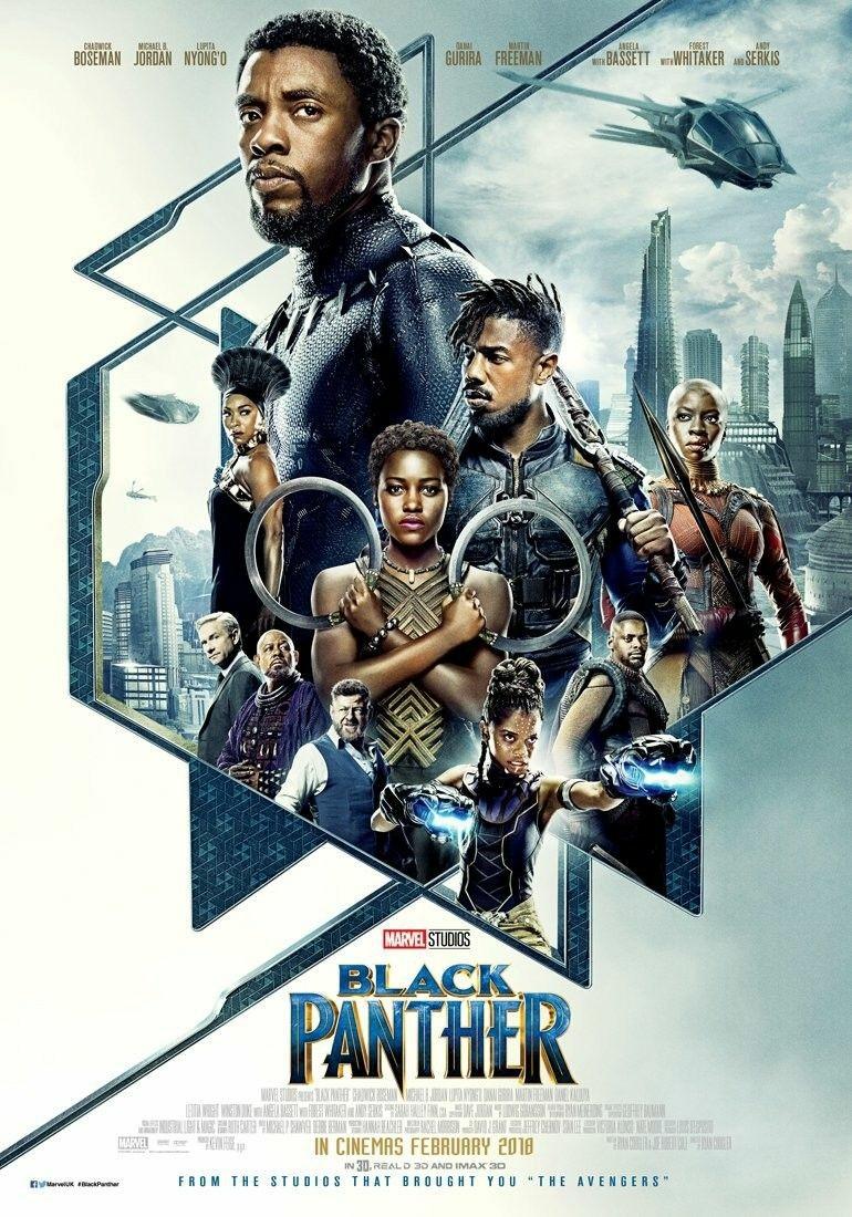 Black Panther (2018) -