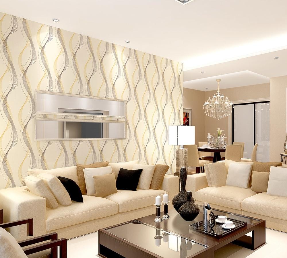 70 Motif Wallpaper Keren Untuk Desain Ruang Tamu  Rumahku Unik