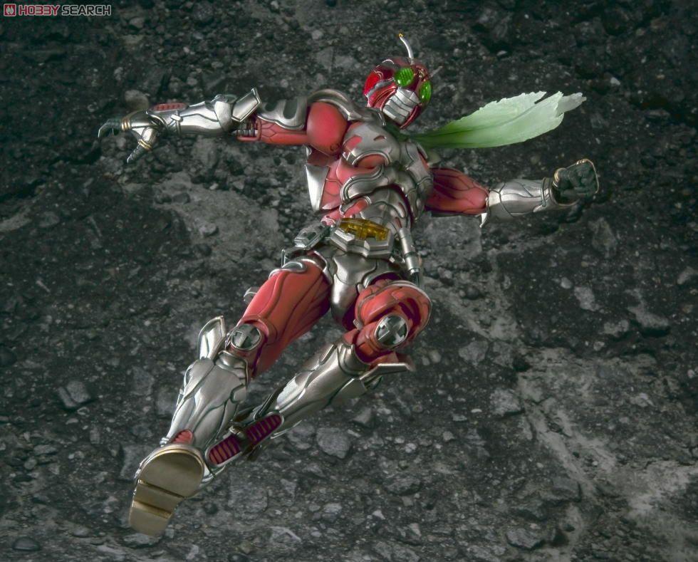 Kamen Rider Meisters: S.I.C. Vol.62 - Kamen Rider ZX