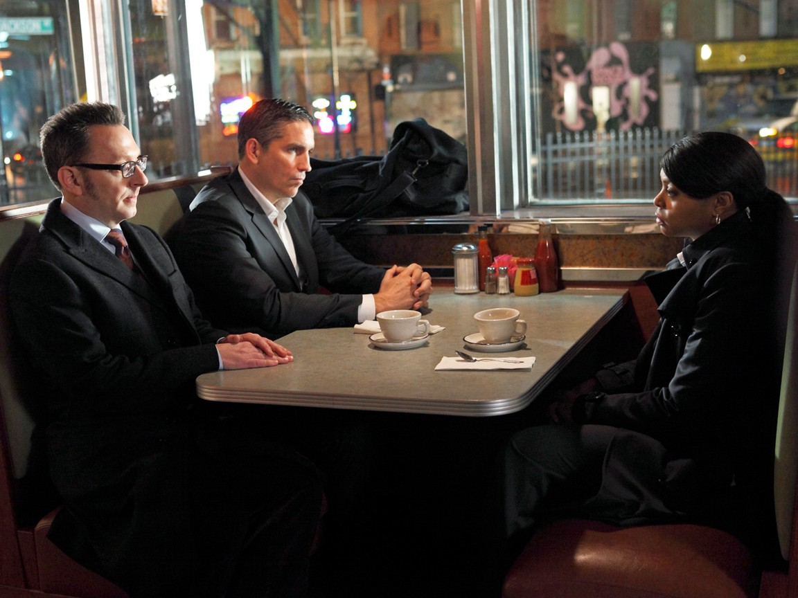 Person Of Interest - Season 1 Episode 19
