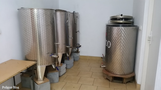 wino, winnica, czak, Małopolska, Regulice