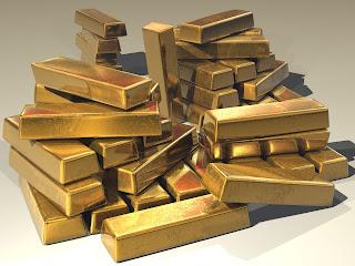 Goldbaren als Variante des Handels über Exchange Traded Commodities