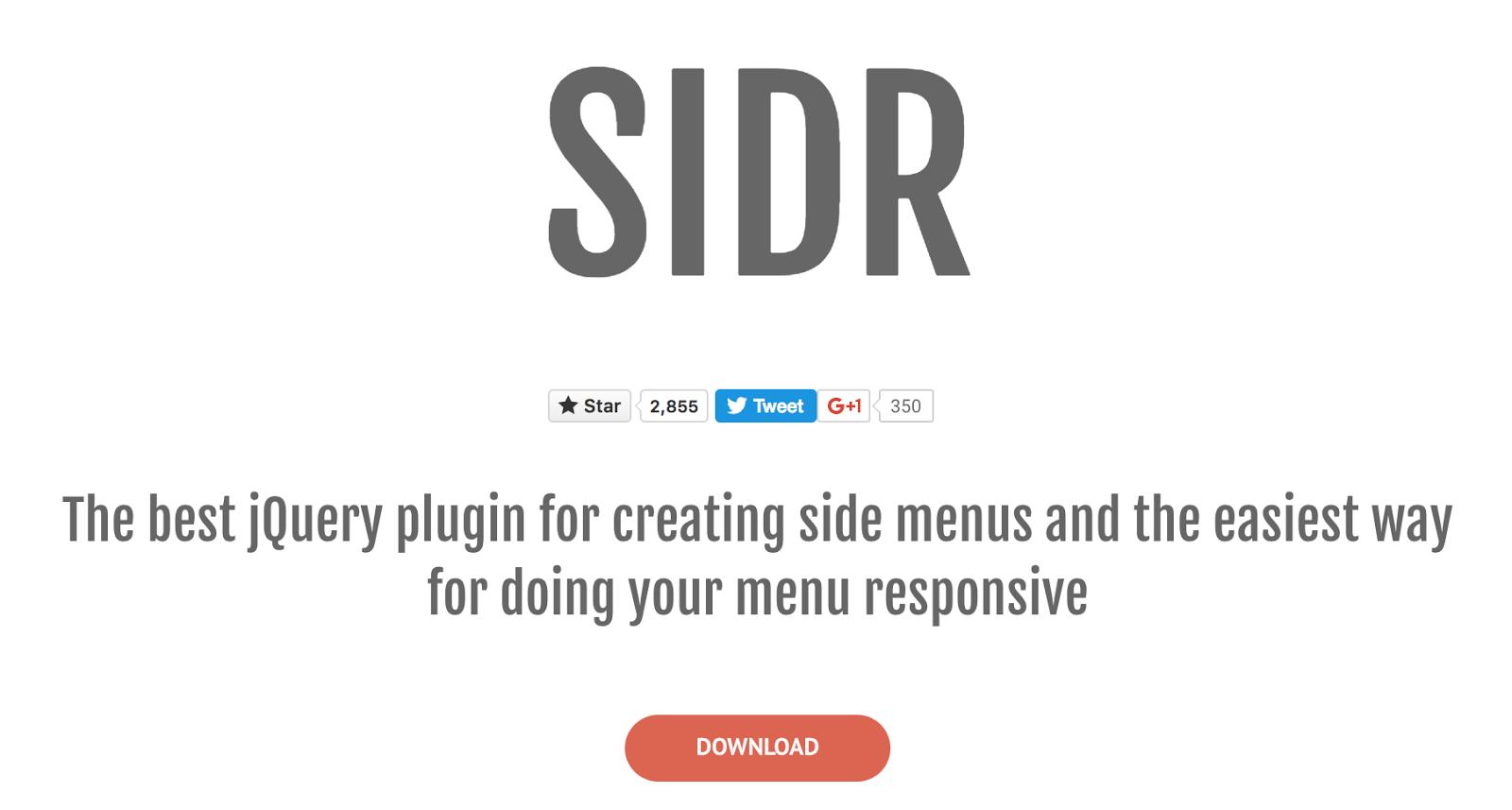 jquery responsive menu free download