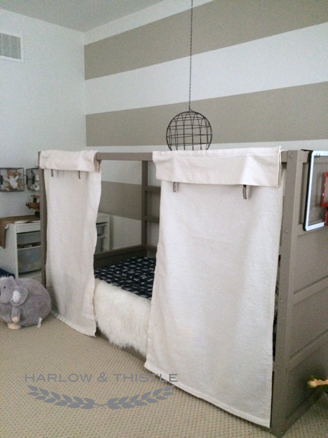 IKEA KURA Bunk Bed HACK