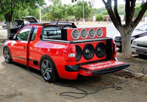 Fotos Da Volkswagen Saveiro Tuning E Som Tunado Iliketuning