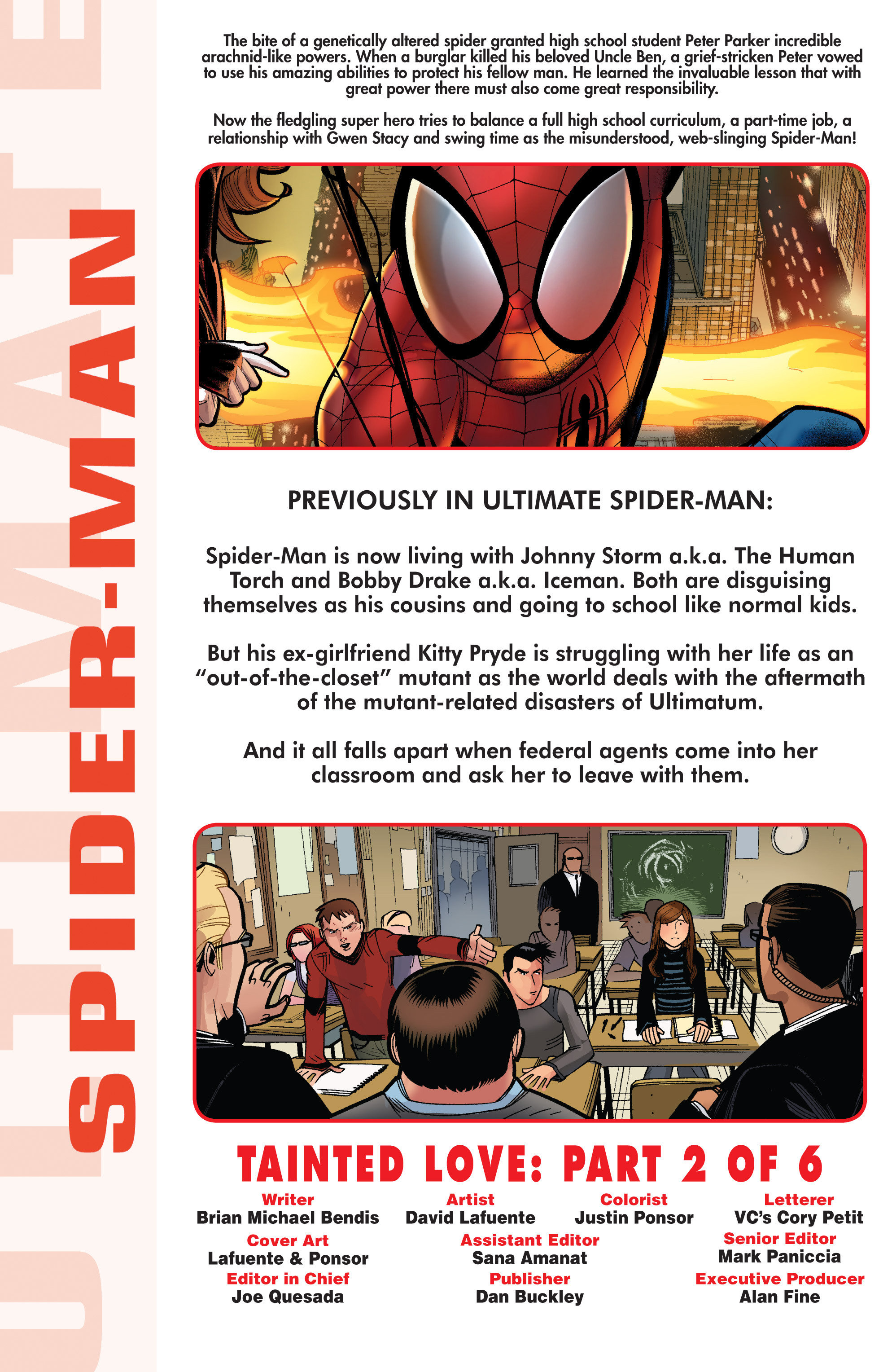 Read online Ultimate Spider-Man (2009) comic -  Issue #10 - 2