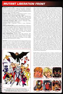 Frente de Liberacion Mutante X Men