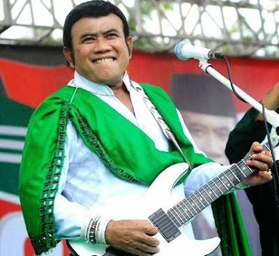 Download Kumpulan Lagu Rhoma Irama Full Album Mp3 Terlengkap