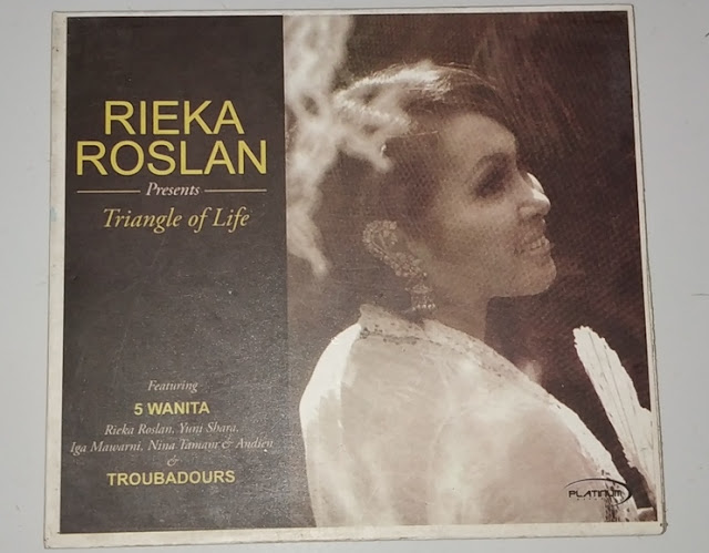 Cd Rieka Roslan - Triangle Of Life