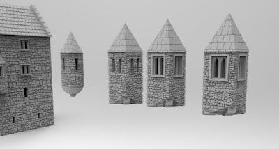 Corner Turrets picture 1