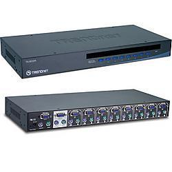 Port KVM Switches - Netrack Enclosures