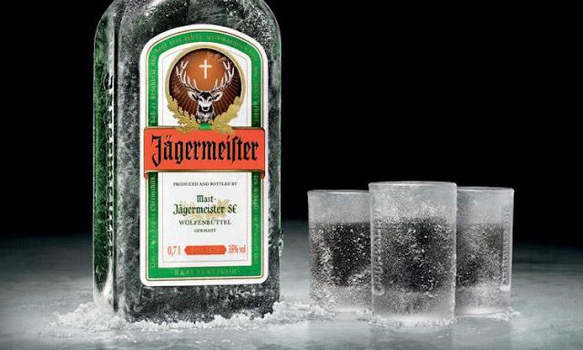 Historia del Jägermeister