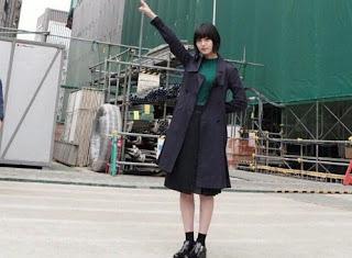 yurina hirate keyakizaka46 fukyouwaon