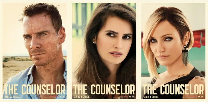 The Counselors Character Posters