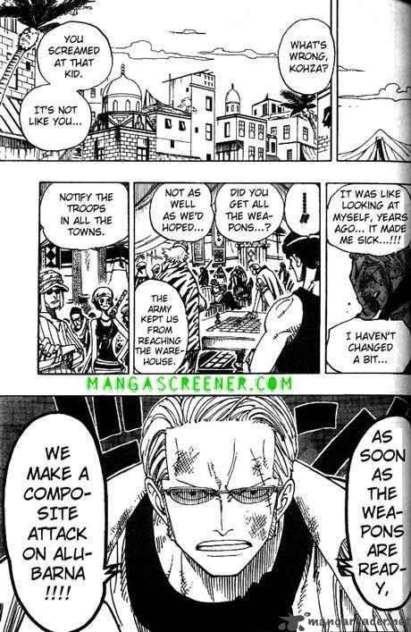 One Piece 167