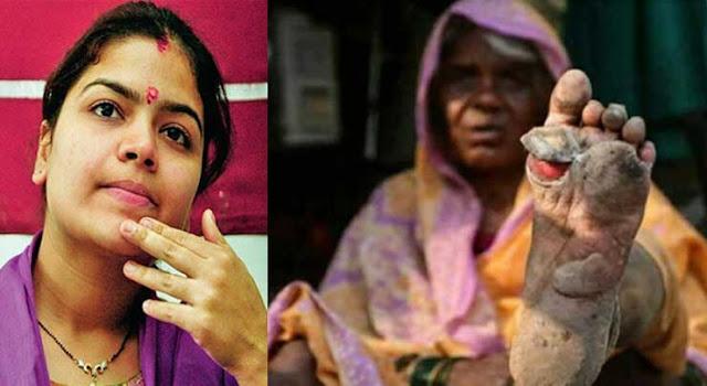 महाराष्ट्र किसान आंदोलन: पूनम महाजन पहचानिये नक्सल नहीं, यही असली भारत माता है