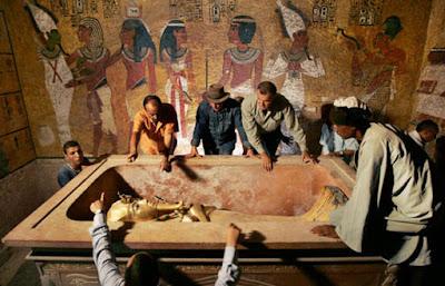 Tutankhamun Tomb and History