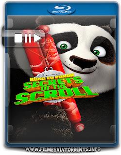 Kung Fu Panda: Segredos do Pergaminho Torrent - BluRay Rip 720p e 1080p Dublado