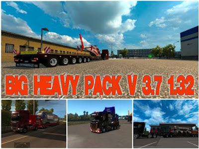Big Heavy Pack v3.7 [1.32]