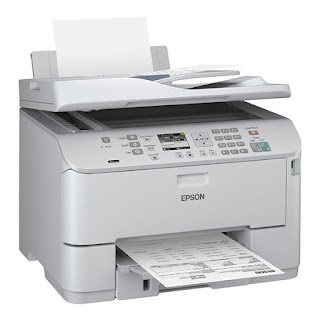Epson WorkForce Pro WP-M4595DNF Printer Driver Download
