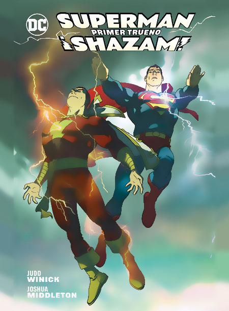 Los héroes más poderosos de DC - Capitán Marvel y Superman