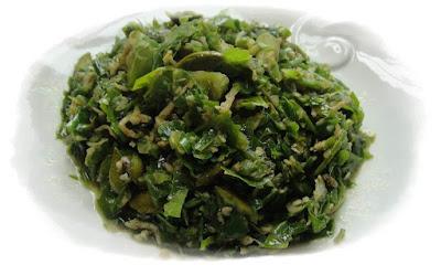 resep sambal ijo padang bebek goreng kaleyo pedas