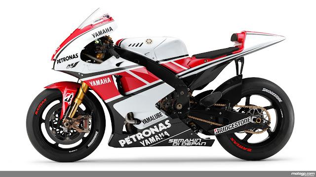 2011 Yamaha YZR-M1 800cc