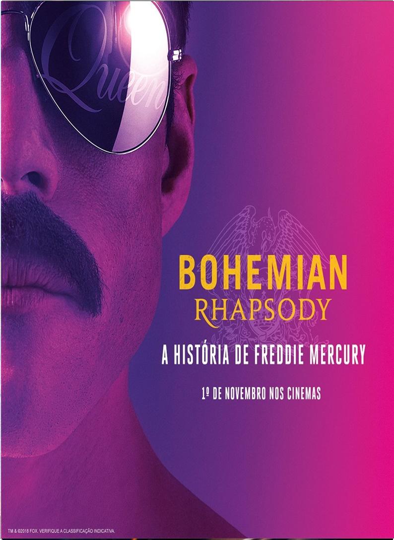 SÓFILMESTORRENT: Bohemian Rhapsody Torrent (2019) Dublado BluRay 720p Download