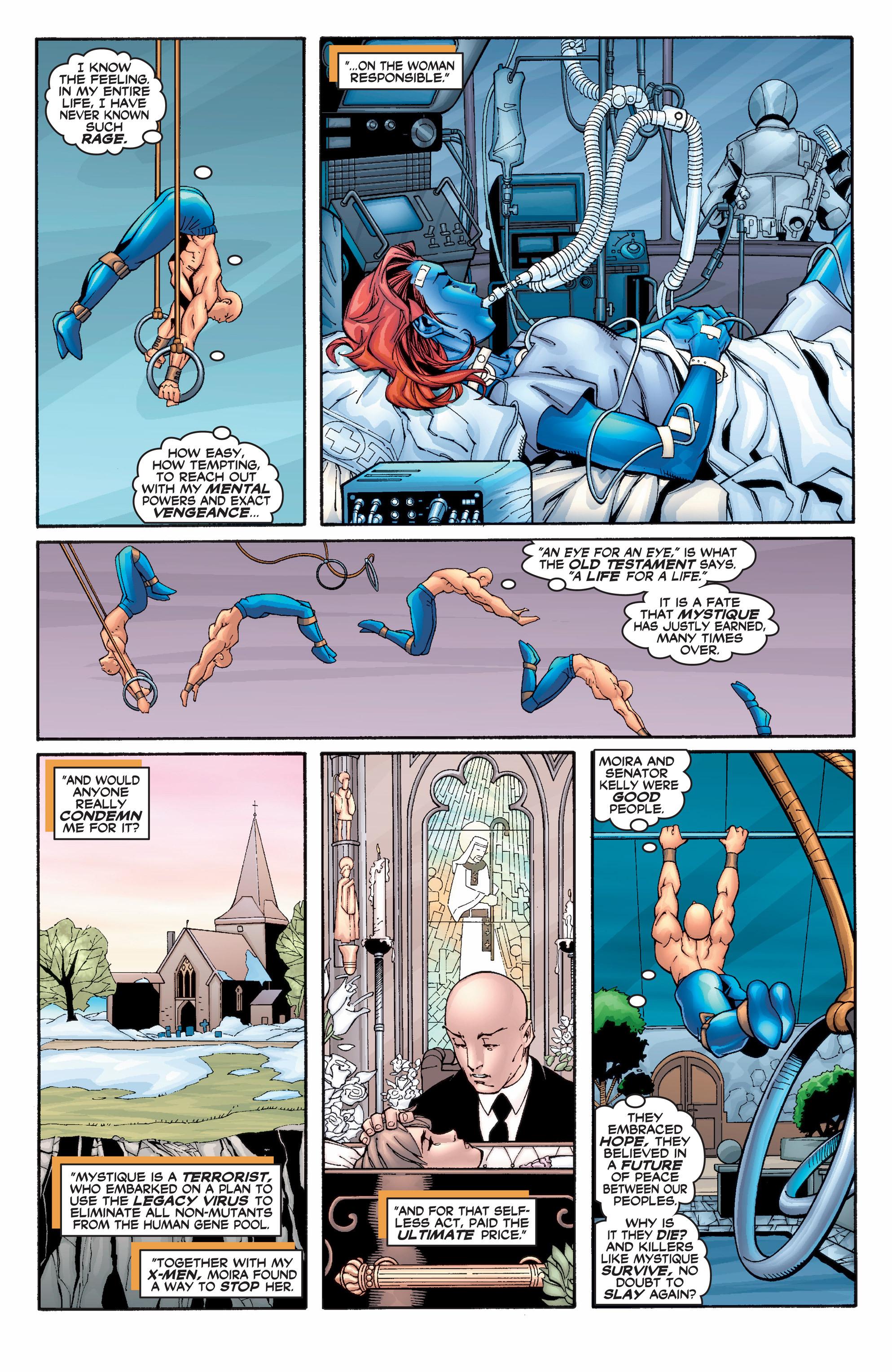 Read online Uncanny X-Men (1963) comic -  Issue #389 - 4