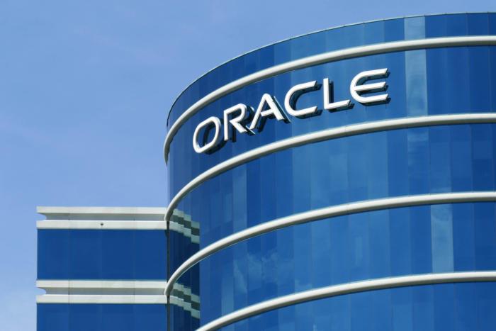 Oracle Unites States Tech Giant