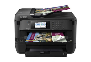Epson WF-7720 Driver Download and Review