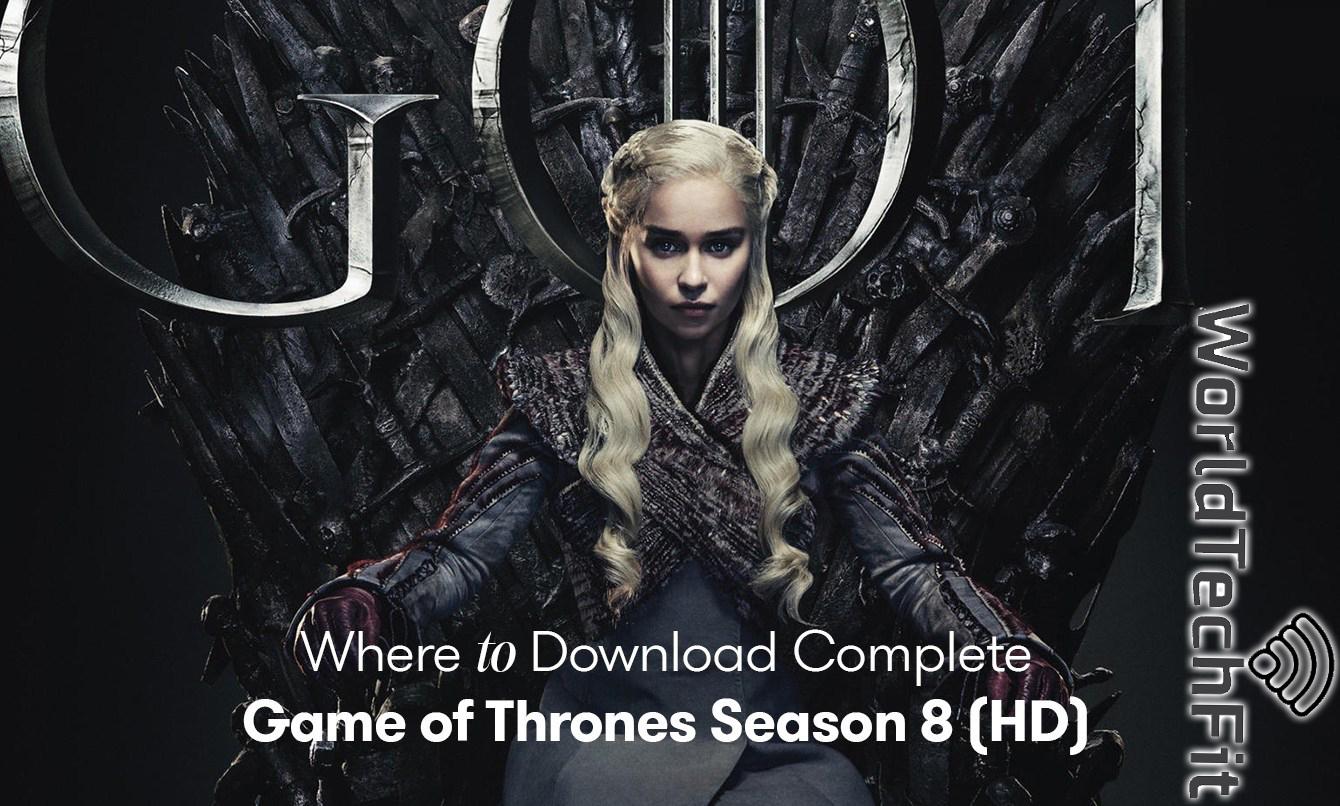Download Game Of Thrones Season 1 Dual Audio English Hindi
