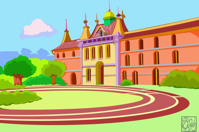 Animation and Cartoon: Flash Animation Backgrounds.