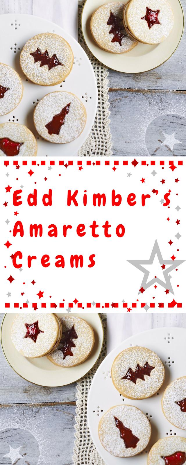 Edd Kimber's Amaretto Creams