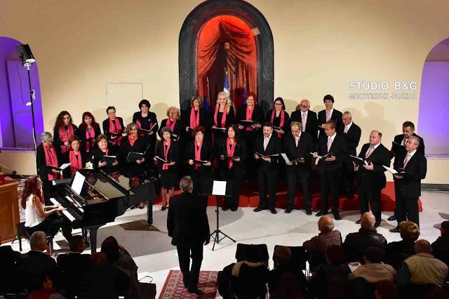 Ακόμη μια επιτυχημένη χρονιά για την Δημοτική Χορωδία Επιδαύρου