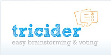 Tricider - Herramienta lluvia de ideas online y Crowdsourcing