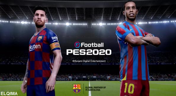 PES 2020 Cover | Messi Mo Salah CR7 Nemar pes fifa 2020
