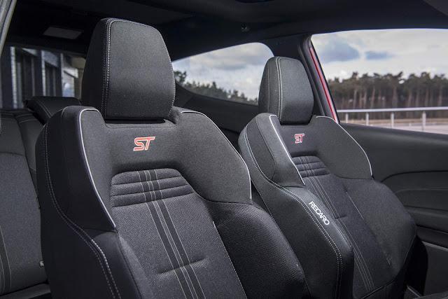 Novo Ford Fiesta ST 2018