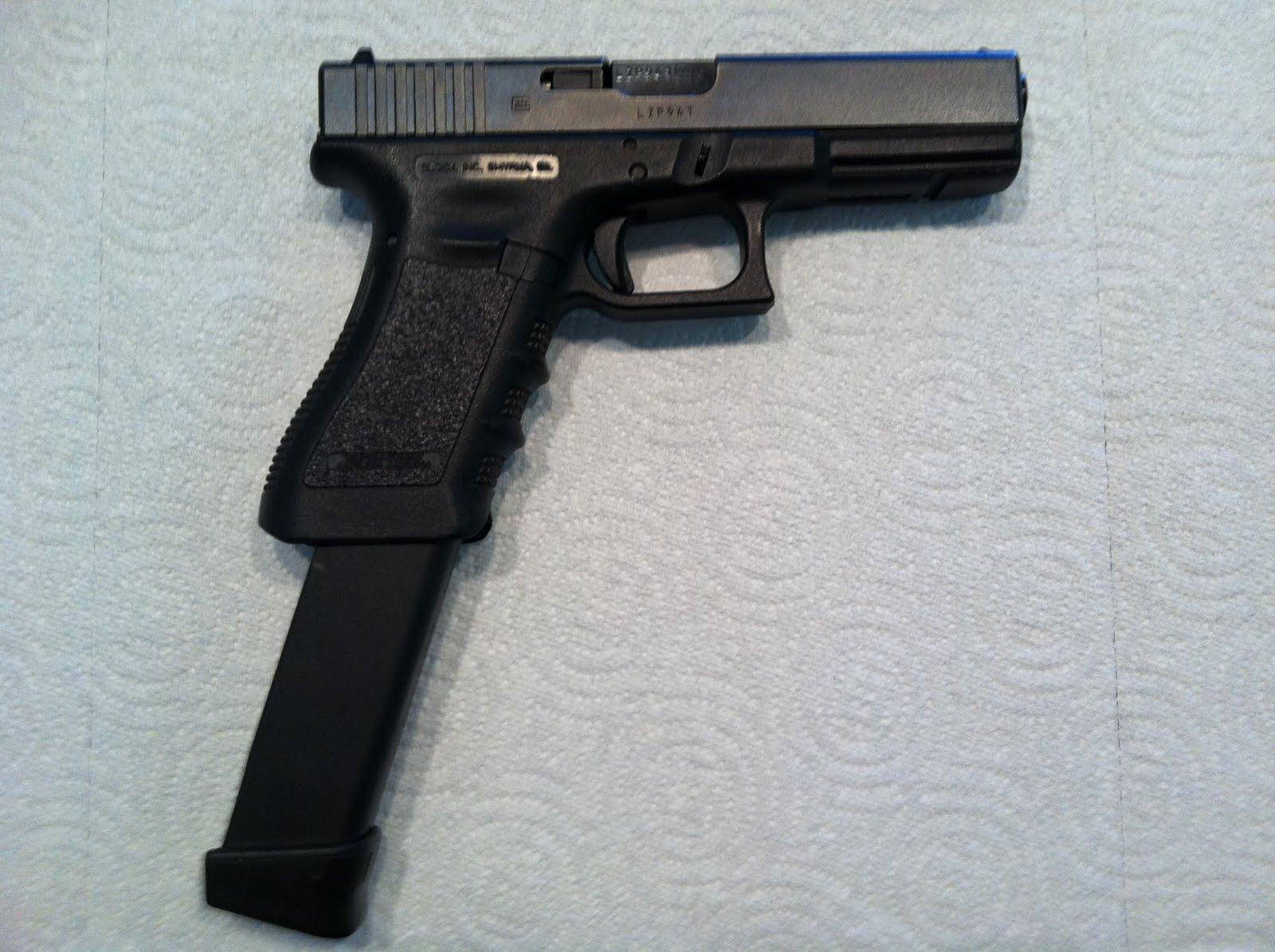 donlin firearms llc gun talk and reviews glock 17 review