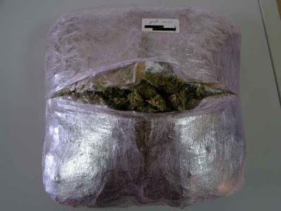 Βρέθηκε καβάντζα με 3 κιλά και 340 γρ. κάνναβης