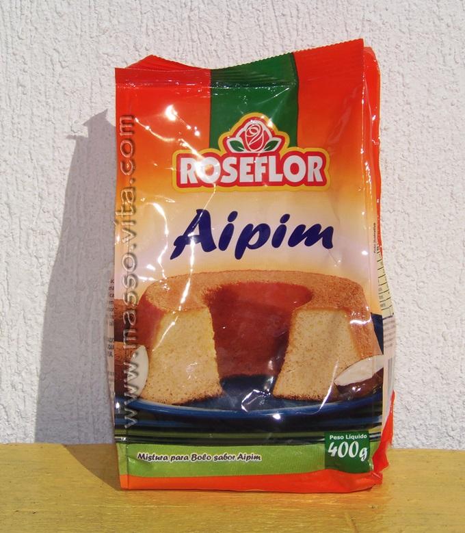 Roseflor Bolo de Aipim