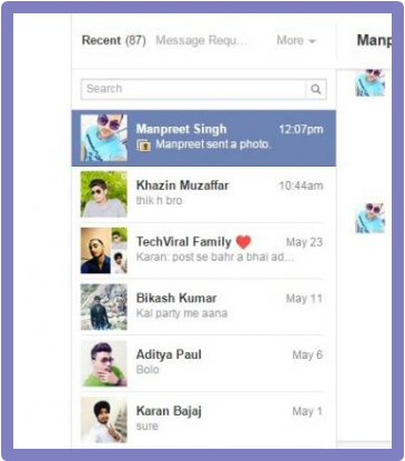 How To Delete All Facebook Messages