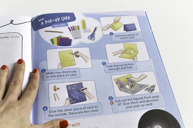 Holiday Book Primary Science level 1 y 2 ByMe, ByMe, libro de texto, ilustraciones para libro de texto, ilustrador libro de texto, Mar Villar