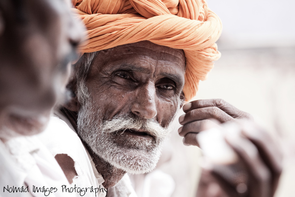 turban wearing indian guy from rajasthan