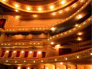 Galerias do Teatro Municipal do Rio de Janeiro