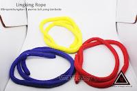Alat sulap lingking rope
