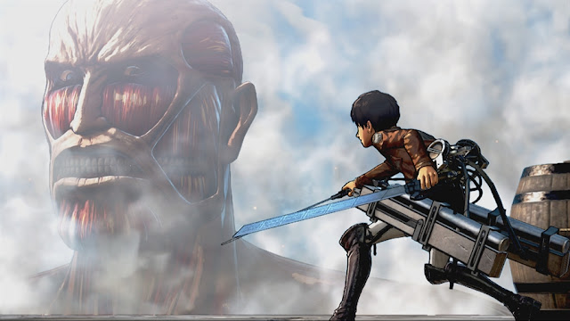 Attack on Titan Game Download Photo