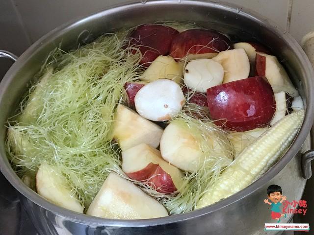 【幼兒湯水】10大清熱生津湯水